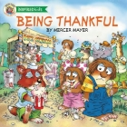Being Thankful Softcover (Mercer Mayer's Little Critter) Cover Image