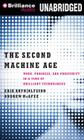 The Second Machine Age: Work, Progress, and Prosperity in a Time of Brilliant Technologies Cover Image