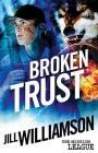 Broken Trust (Mission League #3) Cover Image