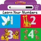 The Beginner's Bible Learn Your Numbers: A Wipe Away Book Cover Image