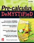 Pre-Calculus Demystified, Second Edition Cover Image