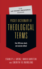 Pocket Dictionary of Theological Terms (IVP Pocket Reference) Cover Image