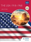 New Higher History: The USA 1918-68 Cover Image