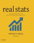 Real STATS: Using Econometrics for Political Science and Public Policy Cover Image