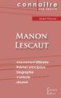 Fiche de lecture Manon Lescaut (Analyse littéraire de référence et résumé complet) Cover Image