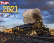 Trains Across America 2021 Cover Image
