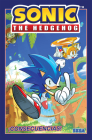 Sonic The Hedgehog, Vol. 1: ¡Consecuencias! (Sonic The Hedgehog, Vol 1: Fallout! Spanish Edition) (Sonic The Hedgehog Spanish #1) Cover Image