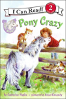 Pony Crazy (Pony Scouts (Pb)) Cover Image