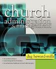 Church Administration and Management Cover Image