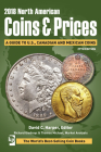 2018 North American Coins & Prices: A Guide to U.S., Canadian and Mexican Coins Cover Image