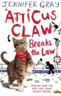 Atticus Claw Breaks the Law Cover Image