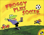 Froggy Plays Soccer Cover Image