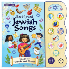 Best-Loved Jewish Songs Cover Image