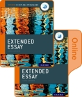 Extended Essay Print and Online Course Book Pack: Oxford Ib Diploma Programme Cover Image