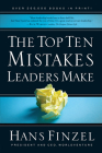 The Top Ten Mistakes Leaders Make Cover Image