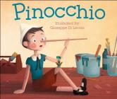 Pinocchio (Storytime Lap Books) Cover Image