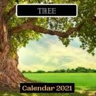 Tree Calendar 2021 Cover Image