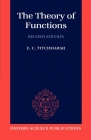 The Theory of Functions Cover Image