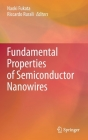 Fundamental Properties of Semiconductor Nanowires Cover Image