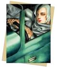 Tamara de Lempicka: Tamara in the Green Bugatti, 1929 Greeting Card Pack: Pack of 6 (Greeting Cards) Cover Image