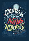 Cuentos de Buenas Noches Para Ninas Rebeldes = Good Night Stories for Rebel Girls Cover Image