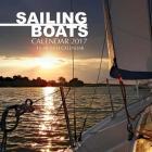 Sailing Boats Calendar 2017: 16 Month Calendar Cover Image