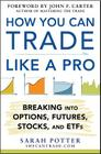 How You Can Trade Like a Pro: Breaking Into Options, Futures, Stocks, and ETFs Cover Image