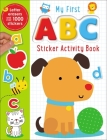 Sticker Books My First ABC Activity Book Cover Image