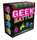 Geek Battle: The Game of Extreme Geekdom Cover Image