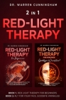 2 in 1 Red Light Therapy: Total Beginners Guide + How to Set Up your Lamps at Home Cover Image