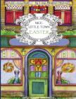 Nice Little Town Easter: Adult Coloring Book (Coloring pages for relaxation, Stress Relieving Coloring Book) Cover Image