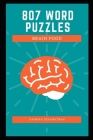 807 Word Puzzles: Brain Food Cover Image