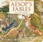 Aesop's Fables Board Book: The Classic Edition Cover Image