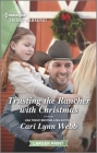 Trusting the Rancher with Christmas: A Clean Romance Cover Image