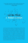 Let Me Think: Stories Cover Image