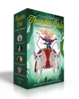 Thunder Girls Adventure Collection Books 1-4: Freya and the Magic Jewel; Sif and the Dwarfs' Treasures;  Idun and the Apples of Youth; Skade and the Enchanted Snow Cover Image