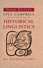 Historical Linguistics: An Introduction Cover Image