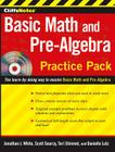 CliffsNotes Basic Math and Pre-Algebra Practice Pack with CD Cover Image