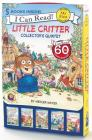 Little Critter Collector's Quintet: Critters Who Care, Going to the Firehouse, This Is My Town, Going to the Sea Park, To the Rescue (My First I Can Read) Cover Image