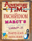 Adventure Time: The Enchiridion & Marcy's Super Secret Scrapbook!!! Cover Image