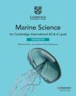 Cambridge International as & a Level Marine Science Workbook Cover Image
