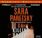 Killing Orders (V.I. Warshawski Novels #3) Cover Image