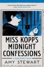 Miss Kopp's Midnight Confessions (Kopp Sisters Novel) Cover Image