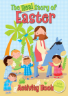 The Real Story of Easter Activity Book Cover Image