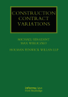 Construction Contract Variations (Construction Practice) Cover Image