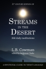 Streams in the Desert: 21st Century Edition Cover Image