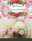 120 Days of Grace & Gratitude: A Devotional Journal Cover Image