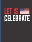Let's Celebrate: 2022-2026 Monthly Planner 5 Years-Dream It, Believe It, Achieve It Five Year Monthly Planner With Goals - Us Holidays Cover Image