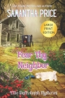 Fear Thy Neighbor LARGE PRINT: Cozy Amish Mystery Cover Image