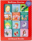 Bedtime Stories (12 Book Set & Downloadable App!) (Early Learning) Cover Image